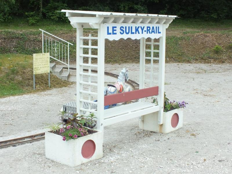 Le Sulky-Rail