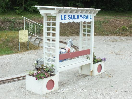 Sulky'Rail