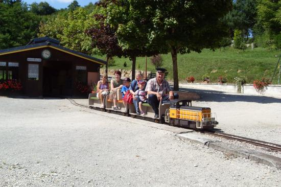 Balade en petit train