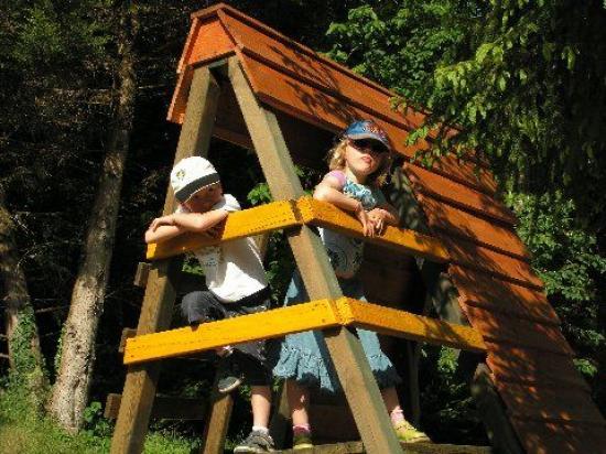 Espace de jeux pour enfants