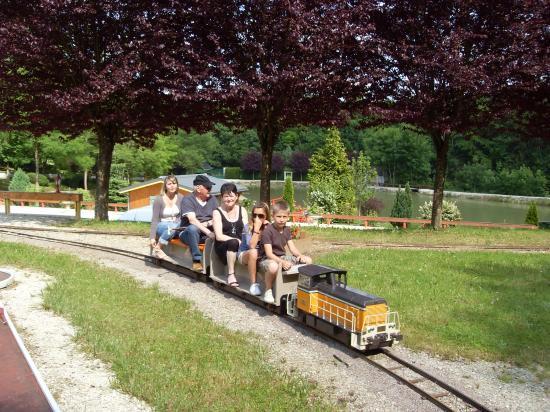 Promenade en petit train